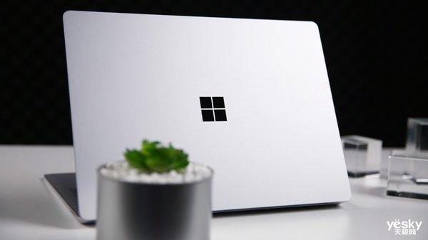 Surface Laptop 3商用版图赏:简约时尚