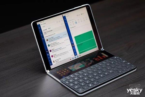 微软向其他厂商开放移动版Windows 10X系统