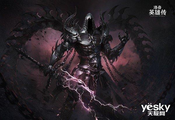 暗黑骑士变身!《洛奇英雄传》新Boss内贝雷斯5.19登场
