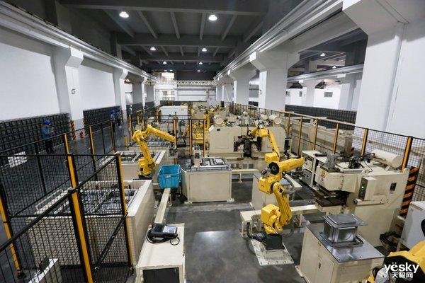 科技转型、逆势增长     格兰仕展现作为企业应有的社会担当