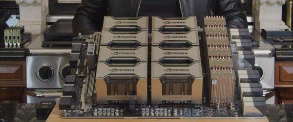 性能提升20倍 NVIDIA发布全新7nm安倍架构A100 GPU