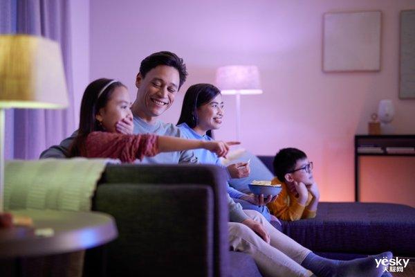 飞利浦智能Wi-Fi LED系列,创新解锁全屋智慧照明新篇章