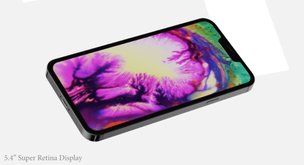 5.4英寸iPhone 12或许长这样? 外媒发布渲染视频