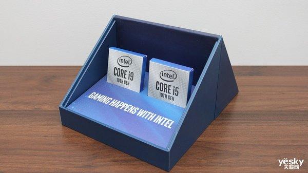 满怀期待 英特尔十代酷睿桌面处理器图赏