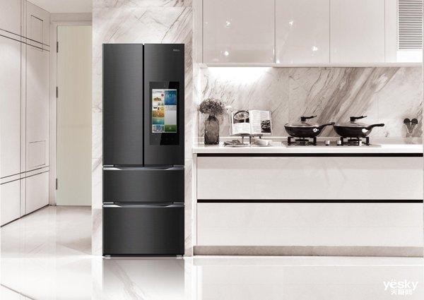 """买东西就喜欢""""大""""   那格兰仕500L十字对开门风冷冰箱一定是最爱"""
