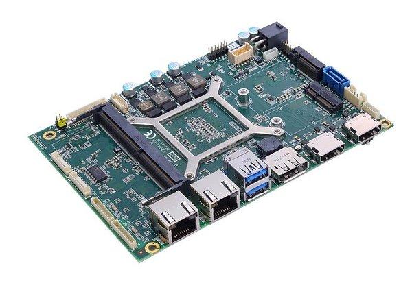 Axiomtek推出嵌入锐龙APU的单片机