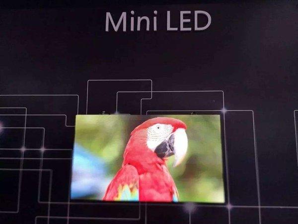 苹果2021年将发布六款搭载mini LED屏幕设备
