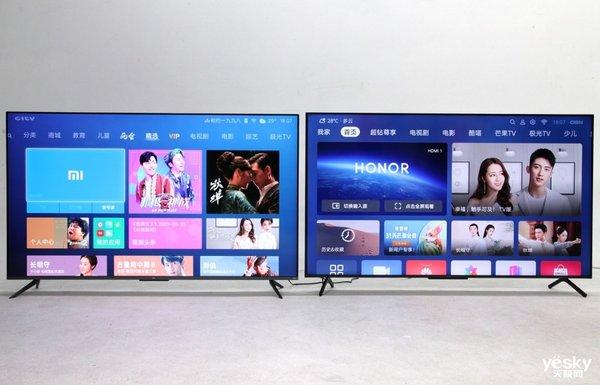 谁更动听?荣耀智慧屏X1对比小米电视5Pro音质评测