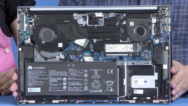 解析MagicBook Pro深度拆机 荣耀如何推动业内品质升级