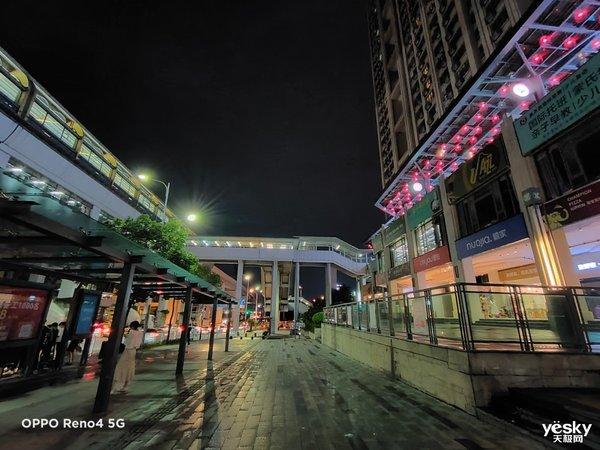 OPPO Reno4综合体验:视频超稳、夜景出色,出街必备时尚单品