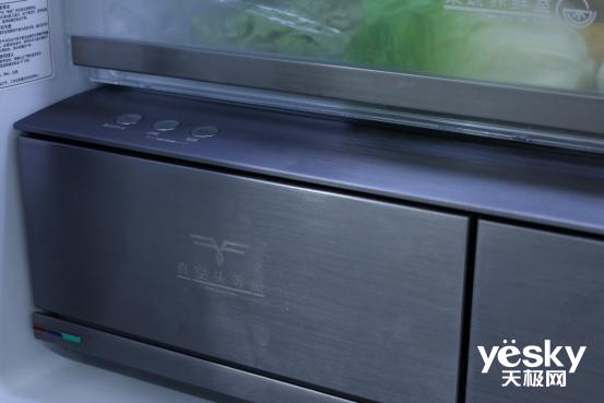 食材与冰箱的美味邂逅,海信全空间RFID识别食材管理冰箱评测