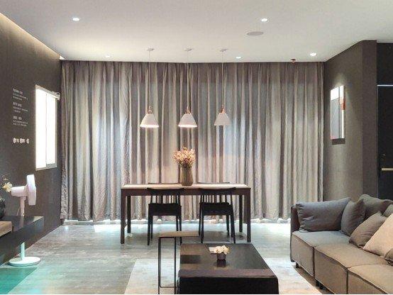 告别电动窗帘功能机时代 欧瑞博推出超级智能窗帘