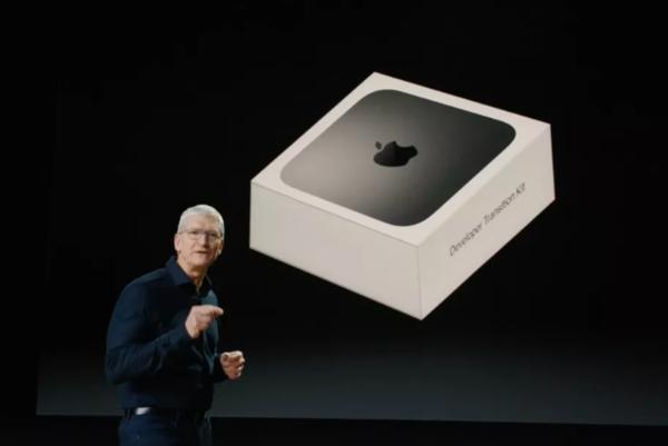 价值500美金 苹果将为开发人员提供搭载自家芯片的Mac mini