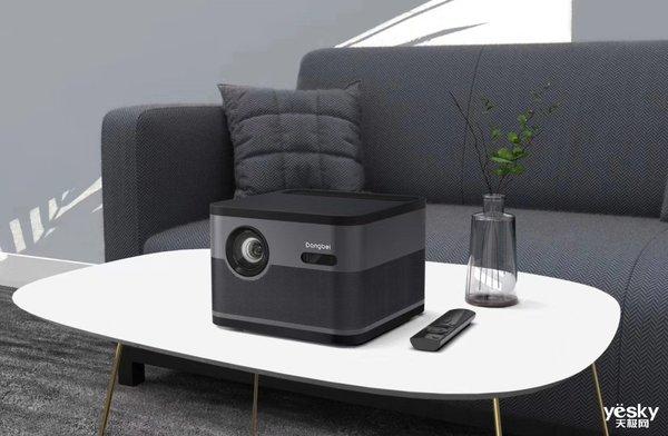当贝投影F3引领臻彩视界    假期在家享受影院级视听品质