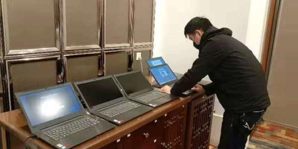 火神山医院设备运抵 联想再捐赠武汉雷神山医院所有IT设备