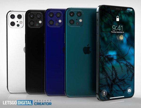 苹果押宝中国5G市场:今年iPhone 12备货量至少8000万台