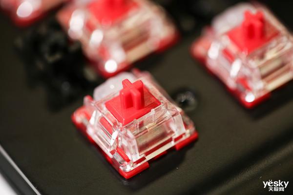 高端定制 电竞旗舰 HyperX Alloy Elite 2阿洛伊精英2游戏机械键盘评测