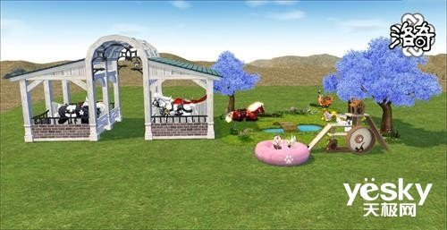 《洛奇》共筑爱的家园 温馨的宠物小屋