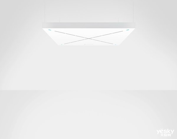 森海塞尔TeamConnect Ceiling 2天花式吊顶阵列麦克风