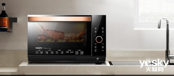 微蒸烤一体机还能防治肥胖?黑科技产品必须get