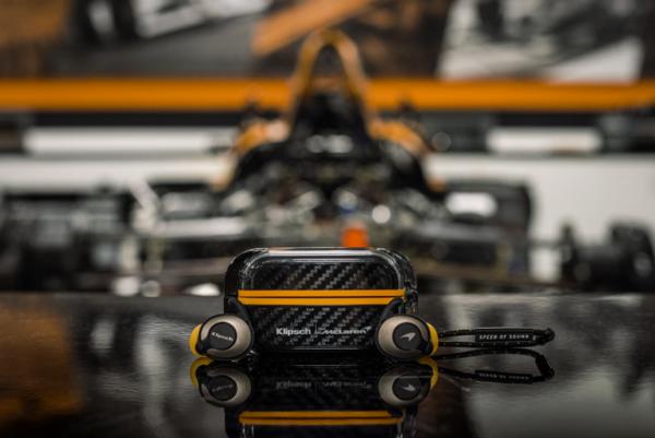Klipsch推出迈凯伦F1定制版T5 II Sport耳机