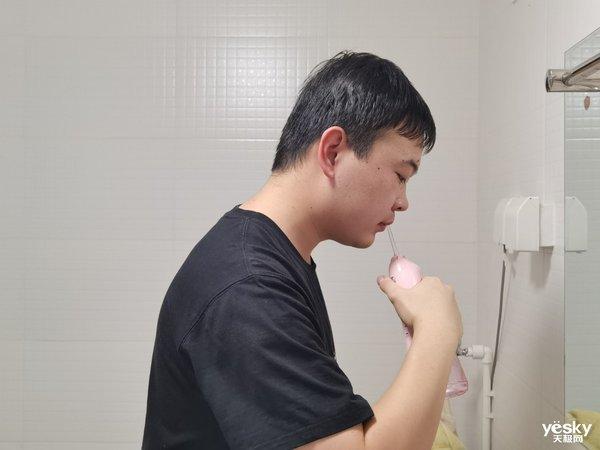 居家旅行一肩挑 KKC口腔冲洗器KP-K101P使用体验