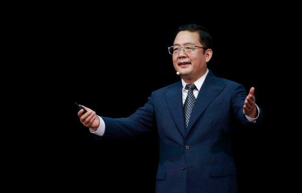 华为彭中阳:场景数字化不是纸上谈兵,而是要知行合一