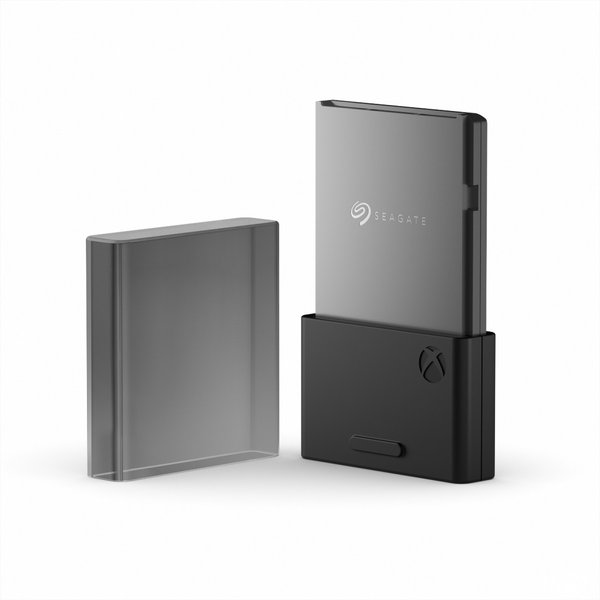 希捷发布全新Xbox Series X|S专用存储扩展卡
