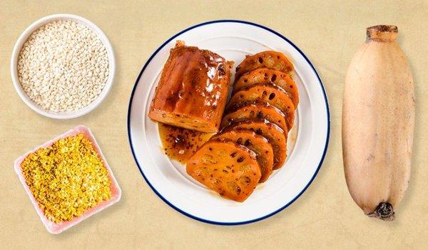 极客美食:甜美软糯――电饭煲版冰糖糯米藕