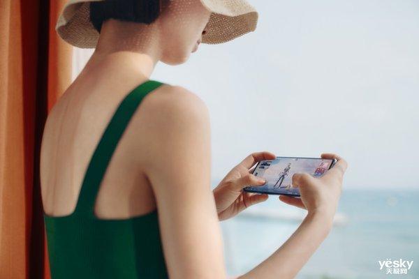 全新人像视频手机OPPO Reno6系列已上线,游戏上分拍视频带出街样样行