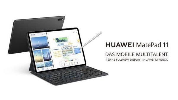 华为MatePad 11国内上市时间首曝:HarmonyOS+骁龙865加持