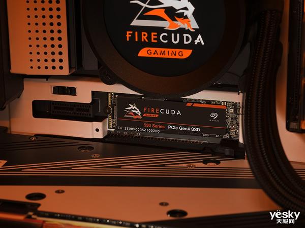 希捷酷玩530系列固态硬盘,解锁更高性能水平