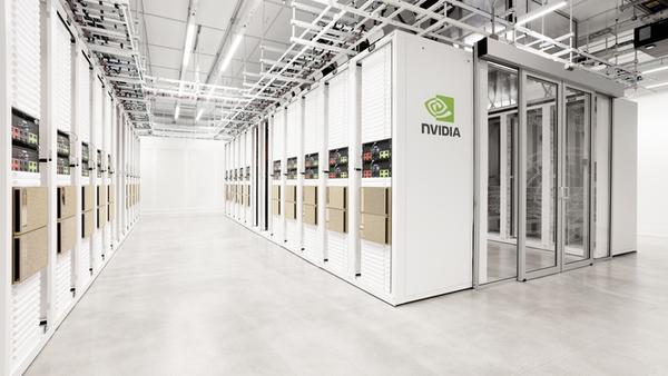 赋能AI和医疗领域 NVIDIA发布全新超级计算机