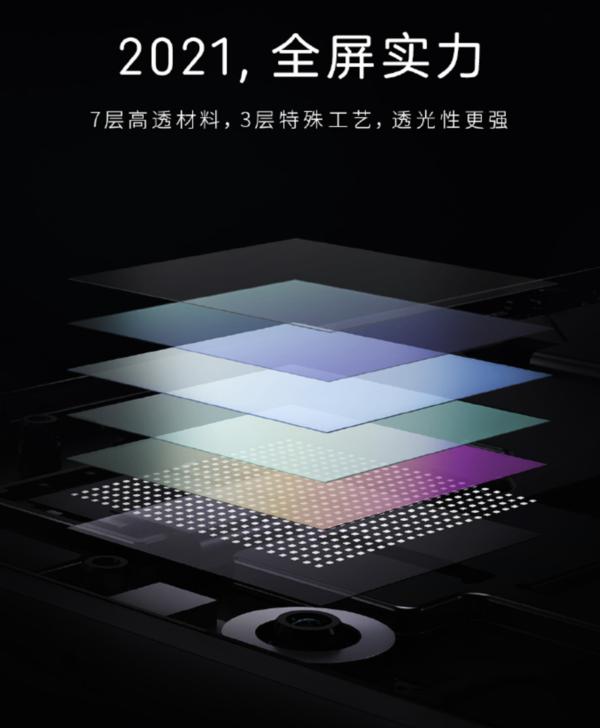 中兴Axon 30屏下摄像头新机官宣,7月27日发布