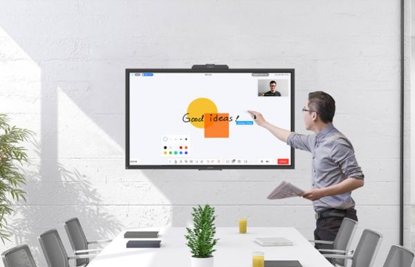 视频会议赛道狂奔一年,未来会议室的核心是互联互通、建设生态