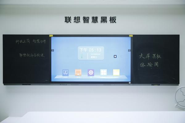 至简以致用,联想智慧教育大屏/智慧黑板深度体验