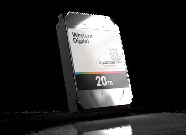 基于OptiNAND技术的磁盘架构设计,西部数据赋能未来存储