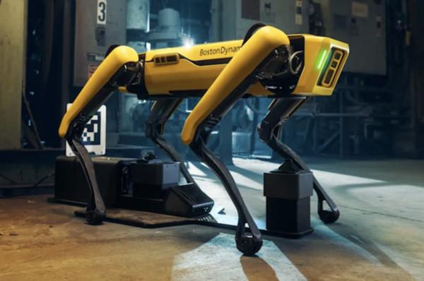 波士顿动力Spot机器人再升级,实现动态重新规划路线
