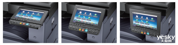 高效办公更节省,京瓷推出全新黑白多功能数码复合机
