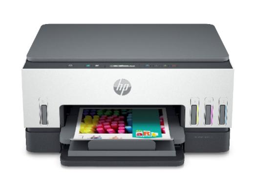 满足家用多元打印需求,惠普发布全新喷墨打印一体机