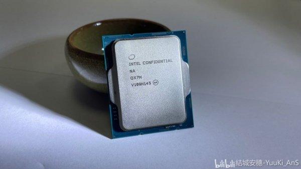 英特尔第十二代酷睿i9-12900K亮相二手平台