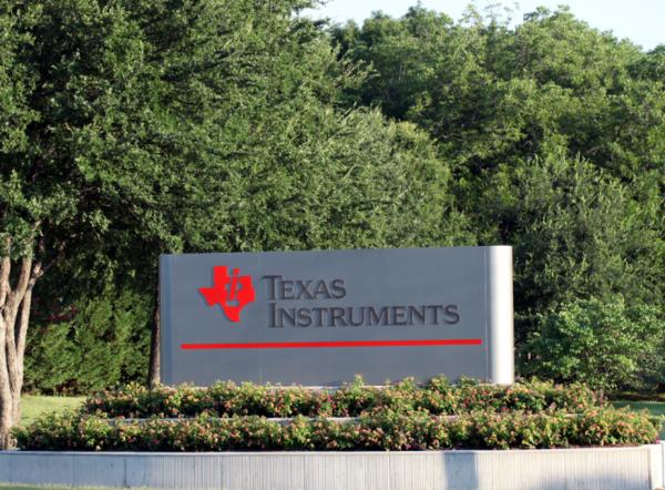 投资294亿美元 德州仪器拟在美新建晶圆厂