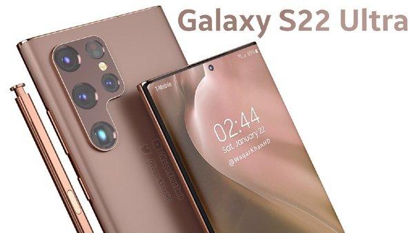 三星Galaxy Note系列真的要被砍了?三星Galaxy S22最新渲染图曝光:太像Note了