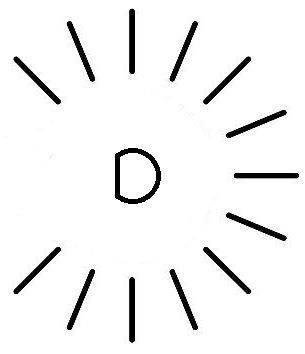 科普:手机闪光灯周围的圆圈并非装饰