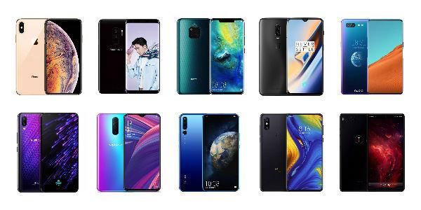 2018年度手机横评:国产机体现创新力