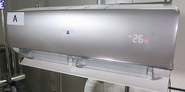极真实验室:两款空调对比测试结果揭晓!结果竟出乎意料?