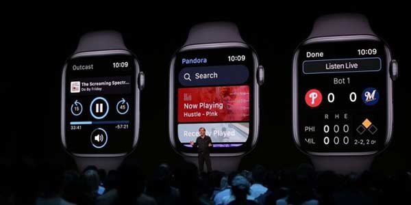 WatchOS将脱离iPhone 带来独立的控制功能