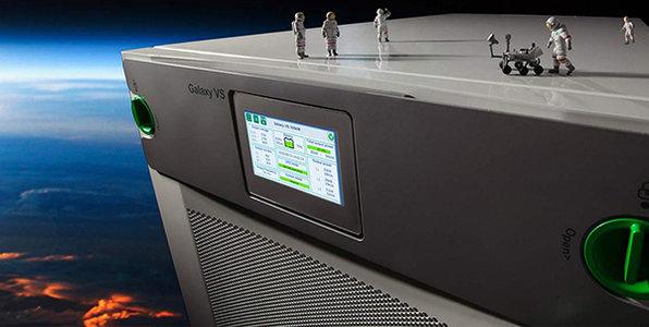 颠覆传统再创新,实地探访施耐德电气新产品Galaxy VS