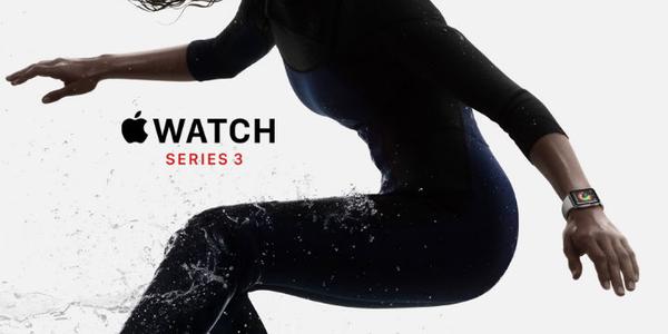 苹果确定Apple Watch Series 2/3存在屏幕问题,免费换!