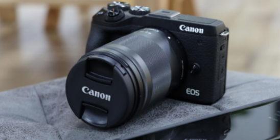 不仅仅是像素的提升 佳能EOS M6 Mark II评测